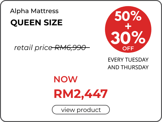 Hallmark Alpha Mattress Special Price