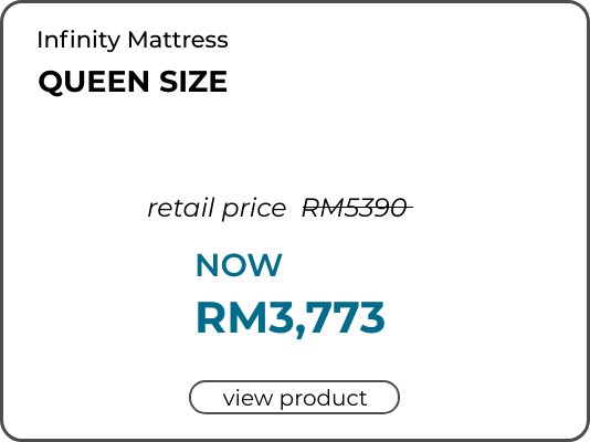 Linen Culture Infinity Mattress Now at Special Price
