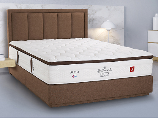 Hallmark Alpha for your affordable Firm Mattress